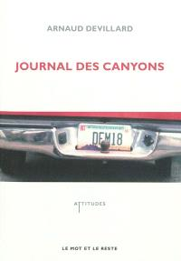 Journal des canyons