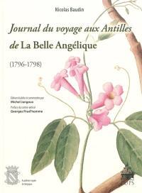 Journal du voyage aux Antilles de La Belle Angélique (1796-1798)