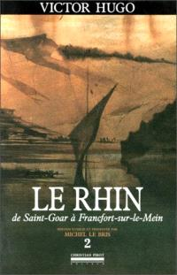 Le Rhin. Volume 2