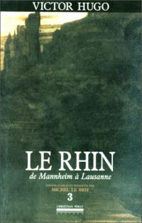 Le Rhin. Volume 3