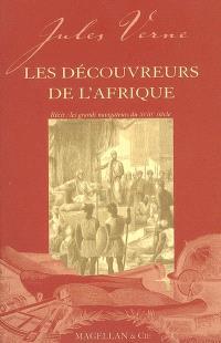 Les découvreurs de l'Afrique : récit : les grands navigateurs du XVIIIe siècle
