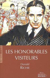 Les honorables visiteurs : récits