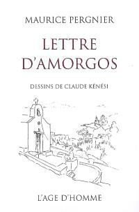 Lettre d'Amorgos