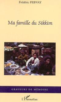 Ma famille du Sikkim