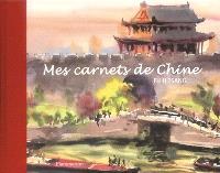 Mes carnets de Chine