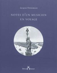 Notes d'un musicien en voyage