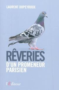Rêveries d'un promeneur parisien : récit