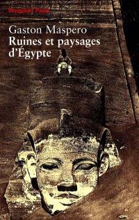 Ruines et paysages d'Egypte