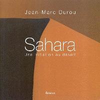 Sahara, une initiation au désert