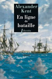 Une aventure de Richard Bolitho, En ligne de bataille