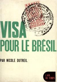 Visa pour le Brésil
