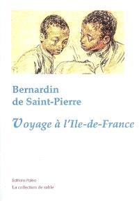 Voyage à l'île de France (Maurice), 1768-1771
