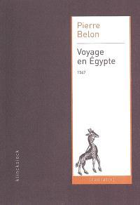 Voyage en Egypte : 1547