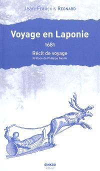 Voyage en Laponie, 1681