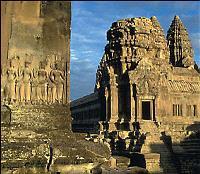 Cambodge, les chemins d'Angkor