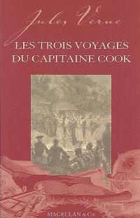 Les trois voyages du capitaine Cook : récit