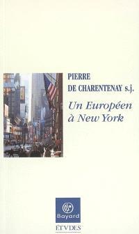 Un Européen à New York