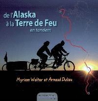 De l'Alaska à la Terre de Feu en tandem : tandaimenature