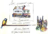 En passant par la Lorraine avec mes pinceaux : voyage à travers la Lorraine