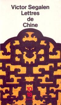 Lettres de Chine