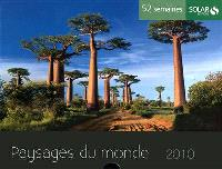 Paysages du monde 2010