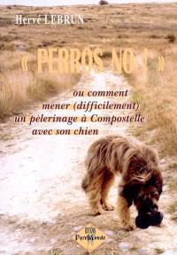 Perros, no ! ou Comment mener (difficilement) un pèlerinage à Compostelle avec son chien