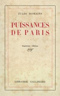 Puissances de Paris