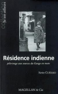 Résidence indienne : pèlerinage aux sources du Gange en moto