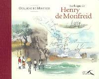 Sur les pas d'Henry de Monfreid : dessins à l'encre de chine et aquarelles extraits des carnets de voyages de Guillaume de Monfreid