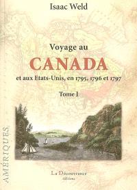 Voyage au Canada et aux Etats-Unis : en 1795, 1796 et 1797