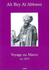 Voyage au Maroc en 1803