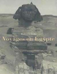Voyages en Egypte