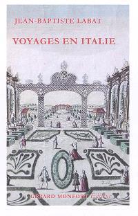 Voyages en Italie : extraits