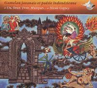 Gamelan javanais et poésie indonésienne