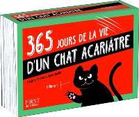 365 jours de la vie d'un chat acariâtre