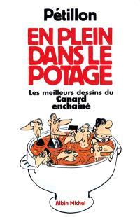 En plein dans le potage : les meilleurs dessins du Canard enchaîné