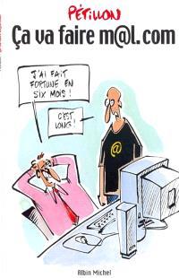 Ca va faire m@l.com ? : les dessins du Canard enchaîné