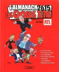 L'almanach 2015 des Grosses têtes