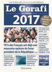Le Gorafi de l'année 2017 : tout le futur selon des sources contradictoires