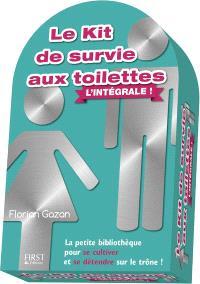 Le kit de survie aux toilettes : l'intégrale !