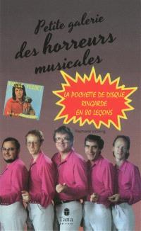 Petite galerie des horreurs musicales : la pochette de disque ringarde en 80 leçons