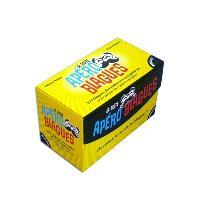 La boîte apéro blagues : 300 blagues, devinettes et contrepèteries pour passer des apéros de folie !