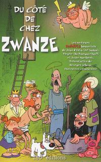 Le best... tof ! : les meilleurs inédits bruxellois de Jean d'Osta (Jef Kazak), Virgile (du Pourquoi pas ?) et Joske Maelbeek. Volume 2, Du côté de chez Zwanze