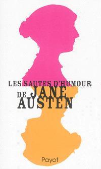 Les sautes d'humour de Jane Austen
