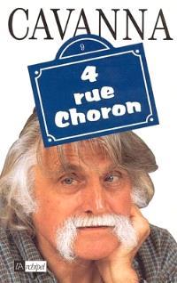4, rue Choron