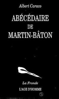 Abécédaire de Martin-batôn