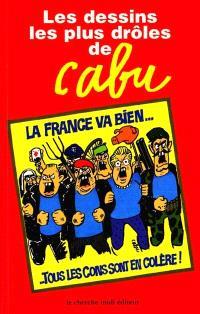 Cabu, les dessins les plus drôles