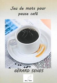 Jeu de mots pour pause café