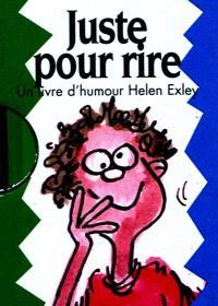 Juste pour rire : un livre d'humour