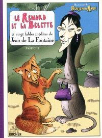 Le renard et la belette : et vingt fables inédites de Jean de La Fontaine